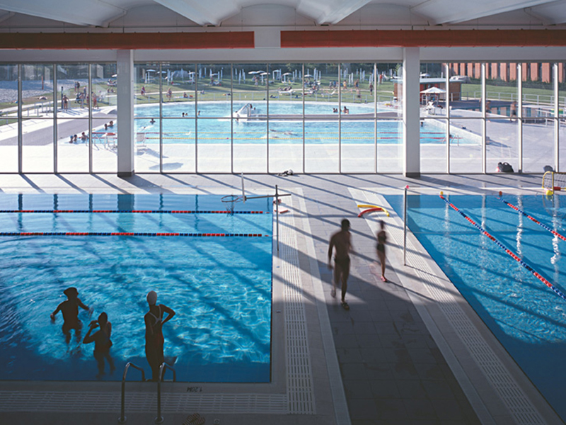 SPORT center, sport di terre e di acqua,