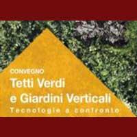 Tetti verdi e giardini verticali